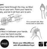 FUN IN MOTION MOZI - SILVER