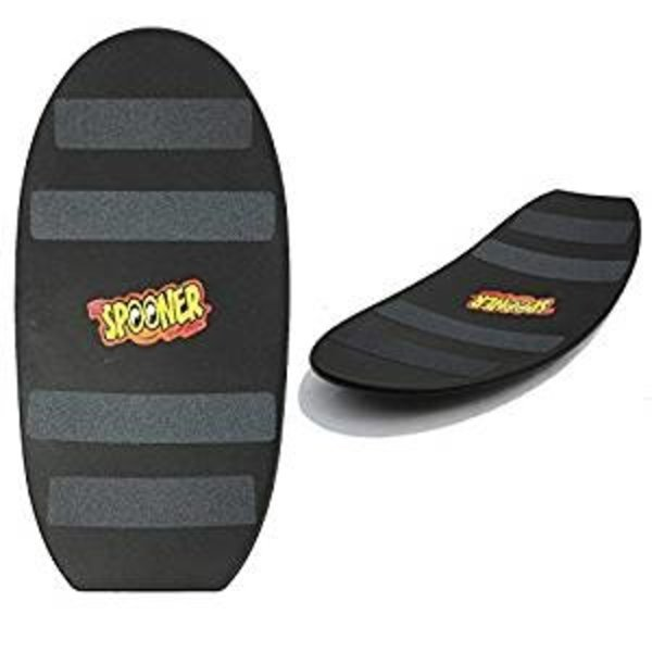 BLACK SPOONER FREESTYLE BOARD