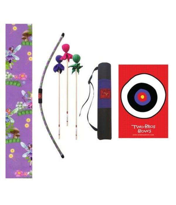 TWO BROS BOWS FAIRY DELUXE BOW PACKAGE