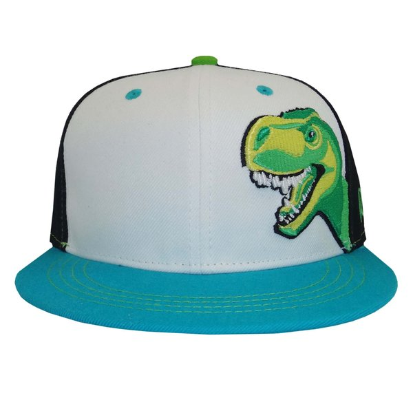 YOUTH T-REX TRUCKER HAT (AGES 2-12)