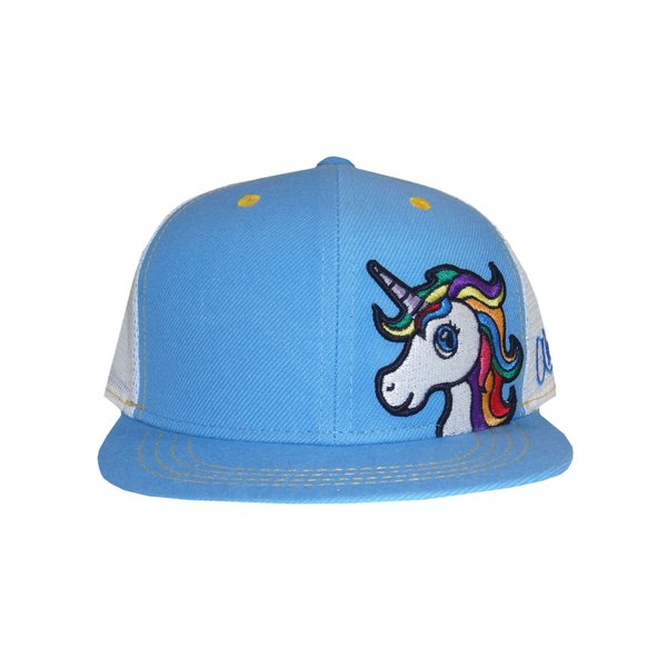 YOUTH UNICORN TRUCKER HAT (AGES 2-12)