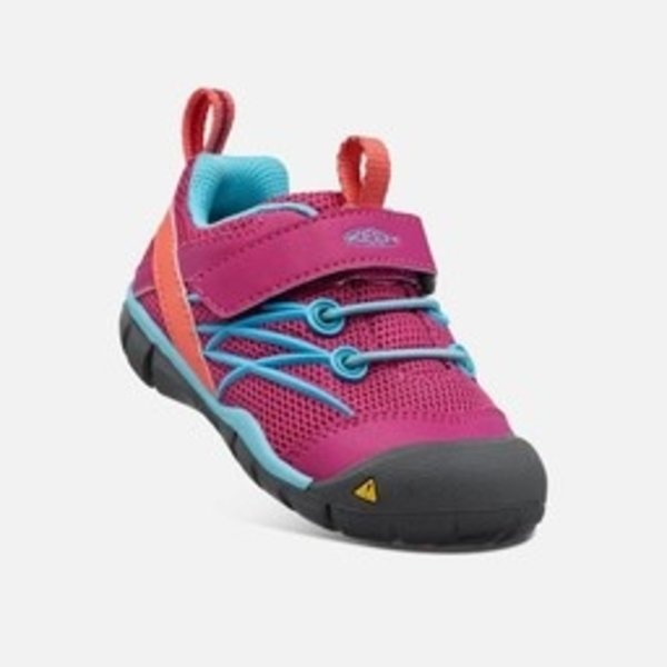 CHANDLER CNX TODDLER - BRIGHT PINK/LAKE GREEN