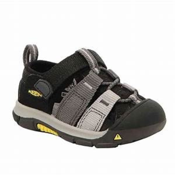 NEWPORT H2 TODDLER - BLACK/MAGNET