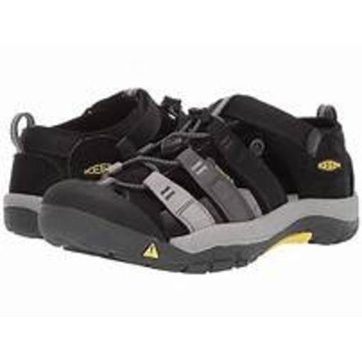 KEEN NEWPORT H2 YOUTH - BLACK/MAGNET