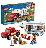 LEGO LEGO CITY PICKUP & CARAVAN