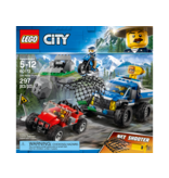 LEGO LEGO CITY POLICE DIRT ROAD PURSUIT