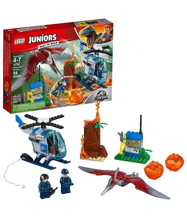 LEGO UNIORS PTERANODON ESCAPE