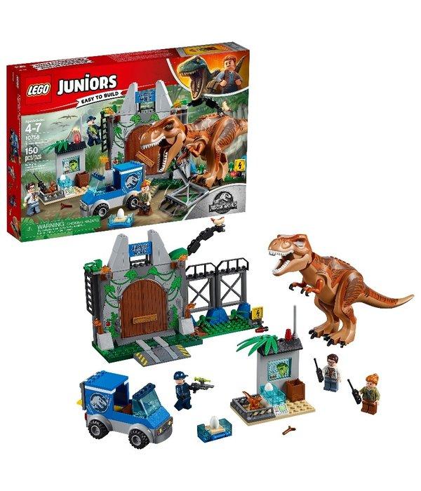 LEGO JUNIORS T-REX BREAKOUT