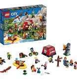 LEGO CITY PEOPLE PACK-OUTDOOR ADVENTURES
