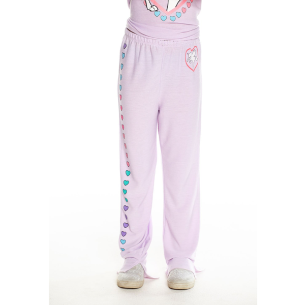 PRESCHOOL GIRLS UNICORN COZY KNIT PANTS