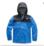 THE NORTH FACE JUNIOR BOYS RESOLVE REFLECTIVE JACKET - TURKISH SEA - SIZE LARGE 14/16 ONLY