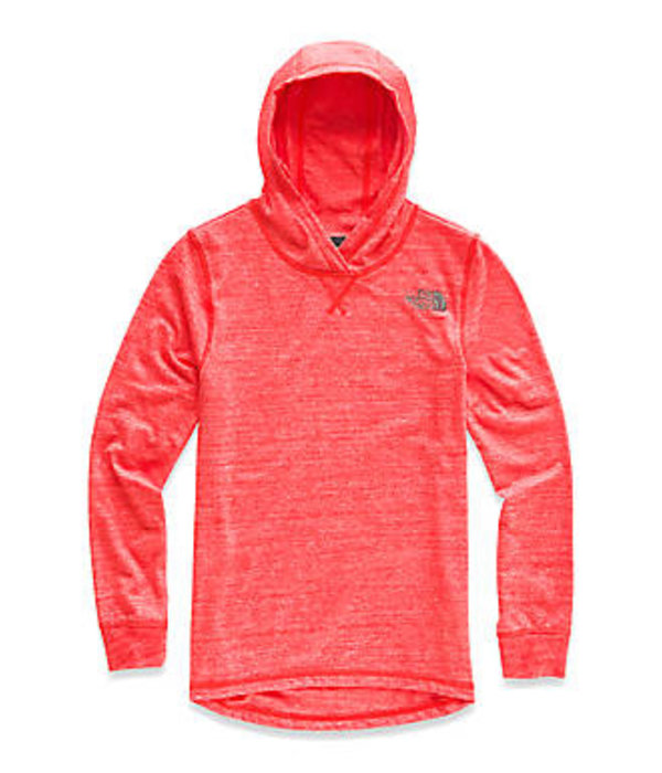 dab045eb2c JUNIOR BOYS TRI-BLEND PULLOVER HOODIE - FIERY RED - KidSport/ The ...