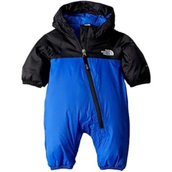 INFANT INSULATED TAILOUT ONE PIECE - BLUE