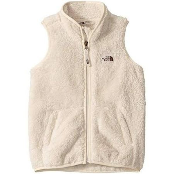 TODDLER CAMPSHIRE VEST - VINTAGE WHITE