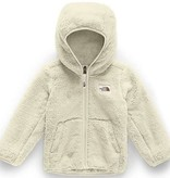 THE NORTH FACE INFANT CAMPSHIRE HOODY - VINTAGE WHITE - 6 MONTHS ONLY