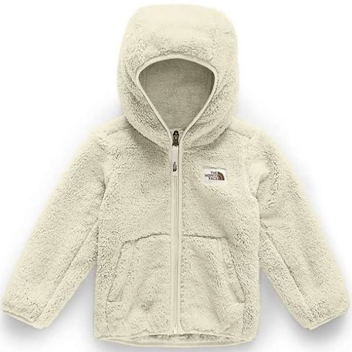 THE NORTH FACE INFANT CAMPSHIRE HOODY - VINTAGE WHITE
