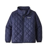 PATAGONIA INFANT BOYS NANO PUFF JACKET - CLASSIC NAVY