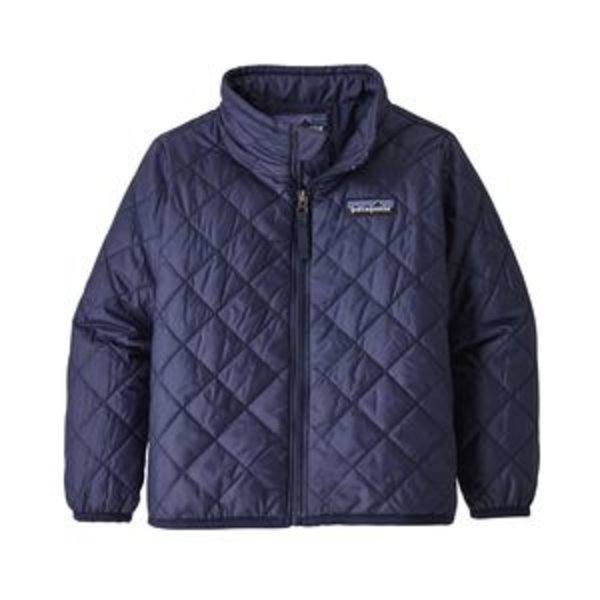 INFANT BOYS NANO PUFF JACKET - CLASSIC NAVY - SIZE 3-6M ONLY