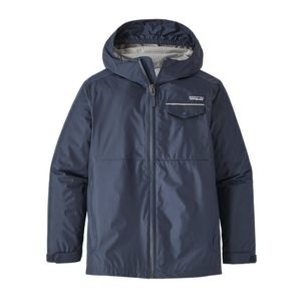 JUNIOR BOYS TORRENTSHELL JACKET - NEO NAVY