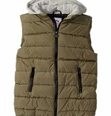 APPAMAN APEX PUFFER VEST - OLIVE - SIZE 3T ONLY