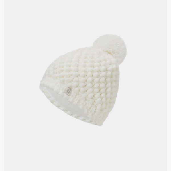 JUNIOR GIRLS BRRR BERRY HAT - WHITE