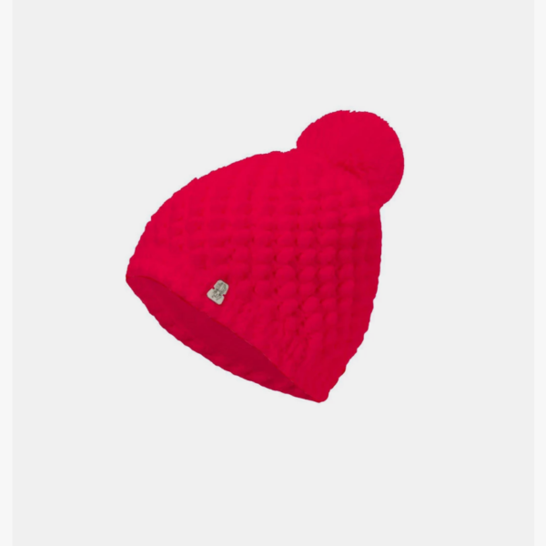 JUNIOR GIRLS BRRR BERRY HAT - BRTYE BUBBLEGUM