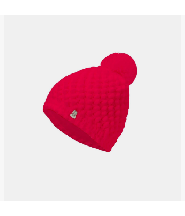SPYDER JUNIOR GIRLS BRRR BERRY HAT - BRTYE BUBBLEGUM