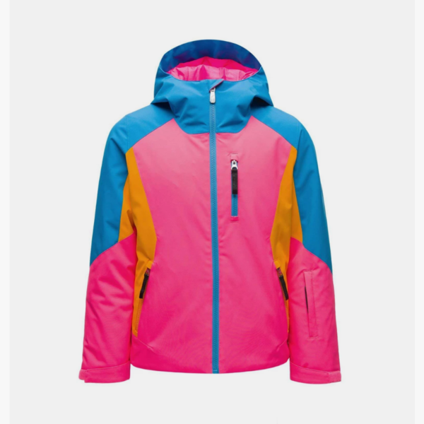 JUNIOR GIRLS PIONEER JACKET - BRYTE BUBBLEGUM
