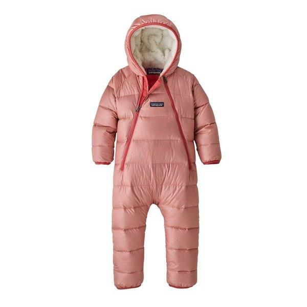 INFANT HI-LOFT DOWN BUNTING - ROSEBUD PINK