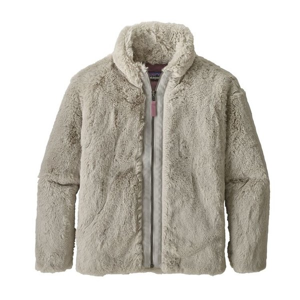JUNIOR GIRLS LUNAR FROST JACKET - TAILORED GREY - SIZE LARGE (12) ONLY