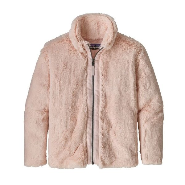 JUNIOR GIRLS LUNAR FROST JACKET - PRIMA PINK - SIZE XXLARGE 16/18 ONLY