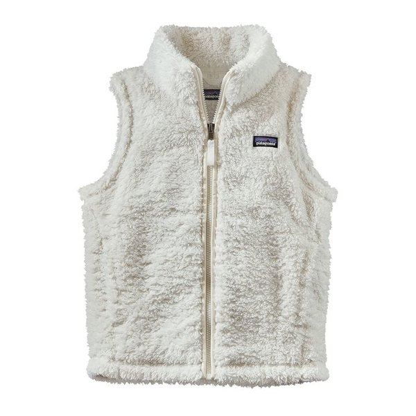 JUNIOR GIRLS LOS GATOS VEST - BIRCH WHITE