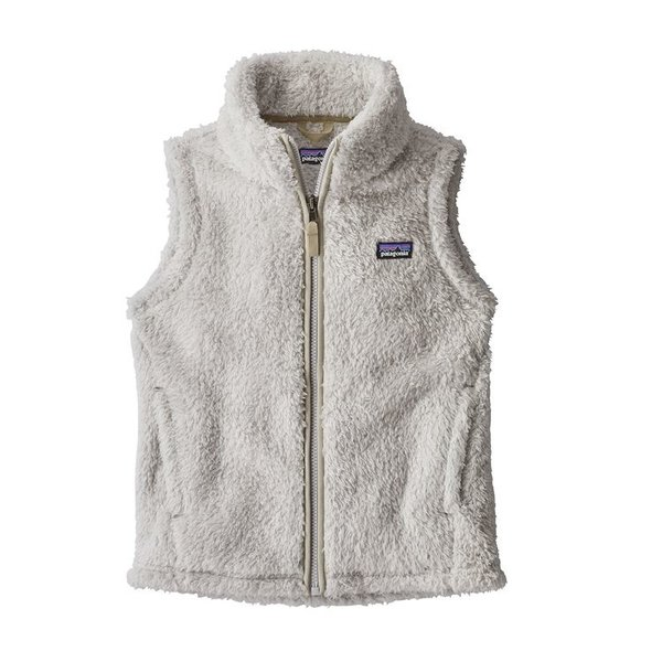 JUNIOR GIRLS LOS GATOS VEST - TAILORED GREY