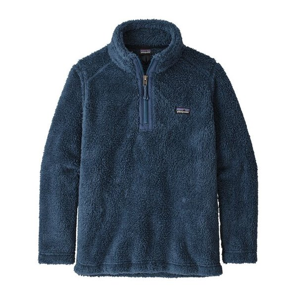 JUNIOR BOYS LOS GATOS 1/4 ZIP - STONE BLUE