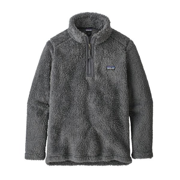 JUNIOR BOYS LOS GATOS 1/4 ZIP - FORGE GREY