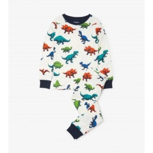 DINO HERD PJ SET - SIZE 7 ONLY AVAILABLE