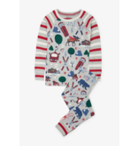 HATLEY WINTER TRADITIONS PJ SET - SIZE 7 ONLY