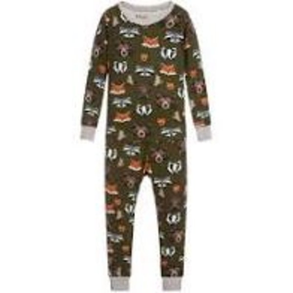 WOODLAND CREATURES PJ SET