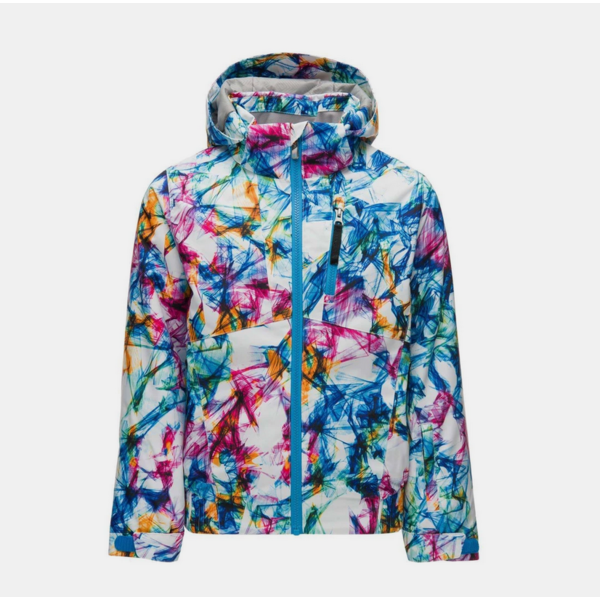 JUNIOR GIRLS LOLA JACKET - EUREKA PRINT - SIZE 14 ONLY