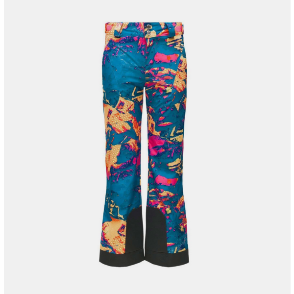 JUNIOR GIRLS OLYMPIA PANT - GLACIER PRINT - SIZE 14 ONLY