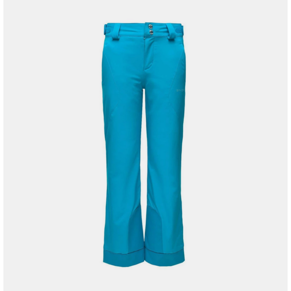 JUNIOR GIRLS OLYMPIA PANT - LAGOON - SIZE 16 ONLY