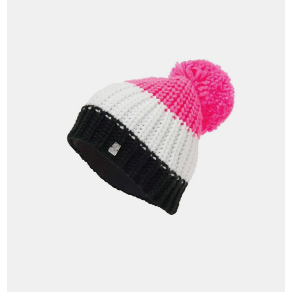 JUNIOR GIRLS TWISTY HAT - BRYTE BUBBLEGUM