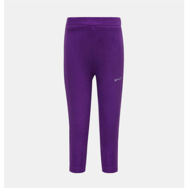 BITSY GIRL SPEED FLEECE PANT - MAJESTY - SIZE 2 ONLY