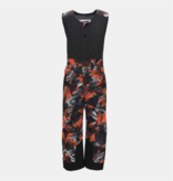 SPYDER MINI BOYS EXPEDITION PANT - PARALLELAGRAM PRINT - SIZE 6 ONLY