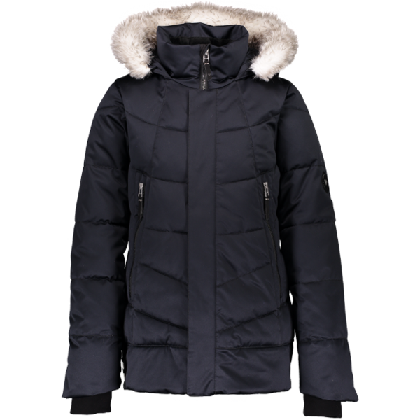 JUNIOR GIRLS MEGHAN JACKET - BLACK