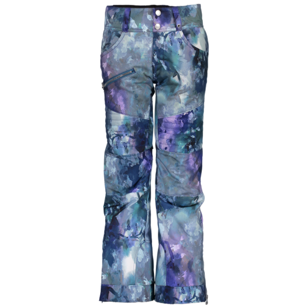 JUNIOR GIRLS JESSI PANT - WATERCOLOR FLORAL