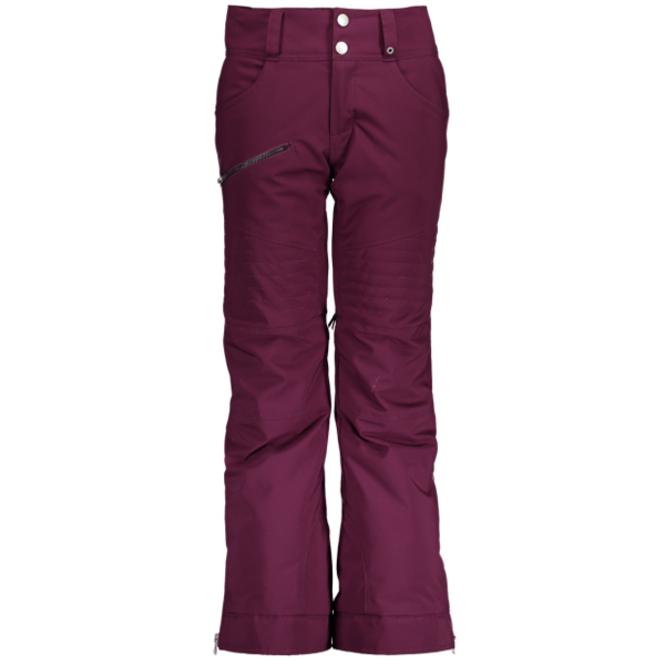 JUNIOR GIRLS JESSI PANT - DROP THE BEET - SIZE SMALL (8) ONLY