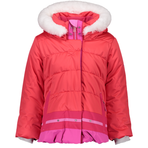OBERMEYER PRESCHOOL GIRLS BUNNY JACKET - MADAMOISELLE