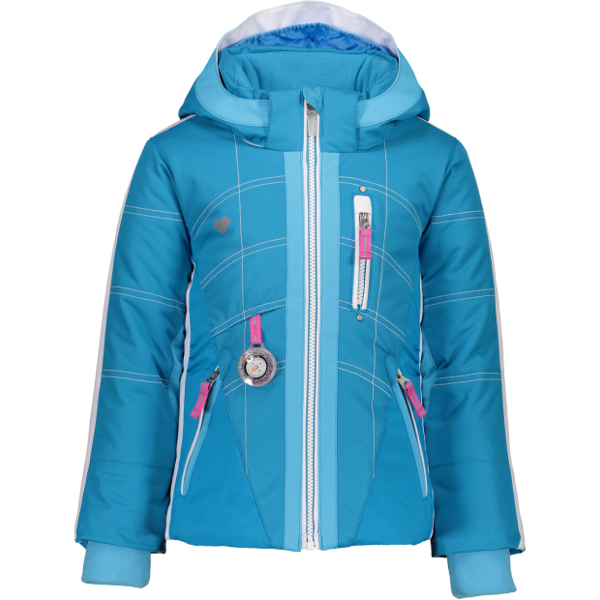 PRESCHOOL GIRLS HEY SUNSHINE JACKET - BLUTO