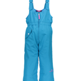 OBERMEYER PRESCHOOL GIRLS SNOVERALL PANT - BLUTO - SIZE 5 ONLY